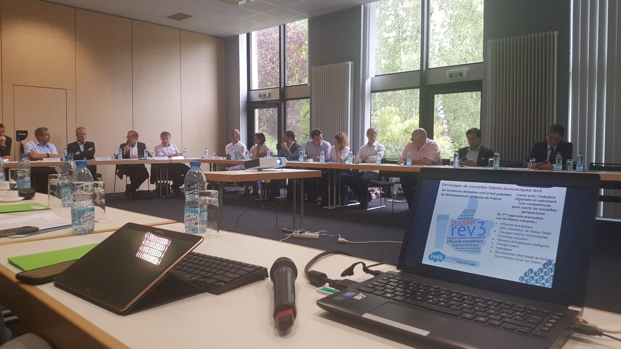 Ecopal MEDEF Hauts-de-France écologie industrielle économie circulaire