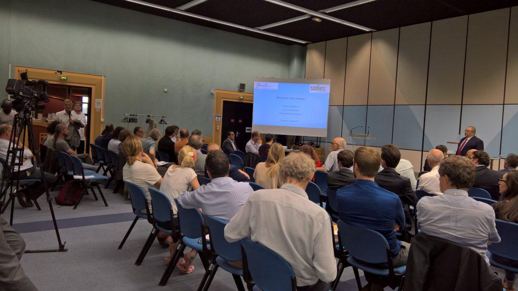Suren erkman SOFIES Ecologie industrielle Dunkerque Ecopal