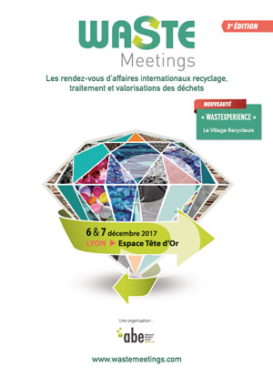 waste meetings lyon